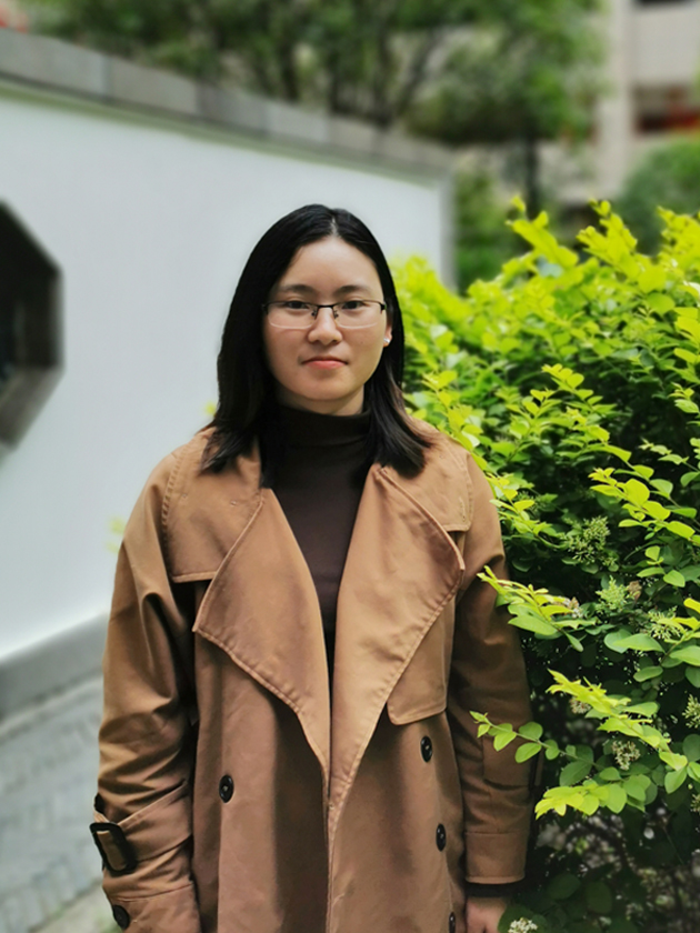 Grace Xu Logistic Manager