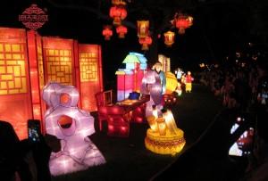 Lantern Festival in Ackland