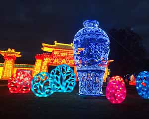 LANTERN FESTIVAL IN NEW YORK