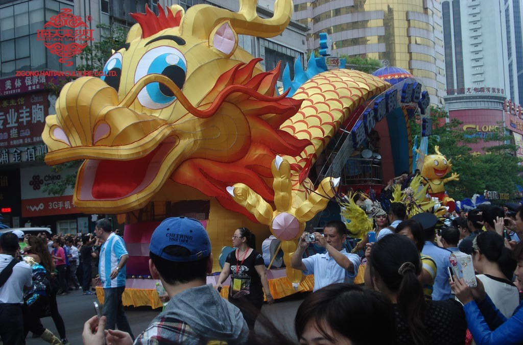 China Parade Float Decorations Manufacturers Suppliers Factory