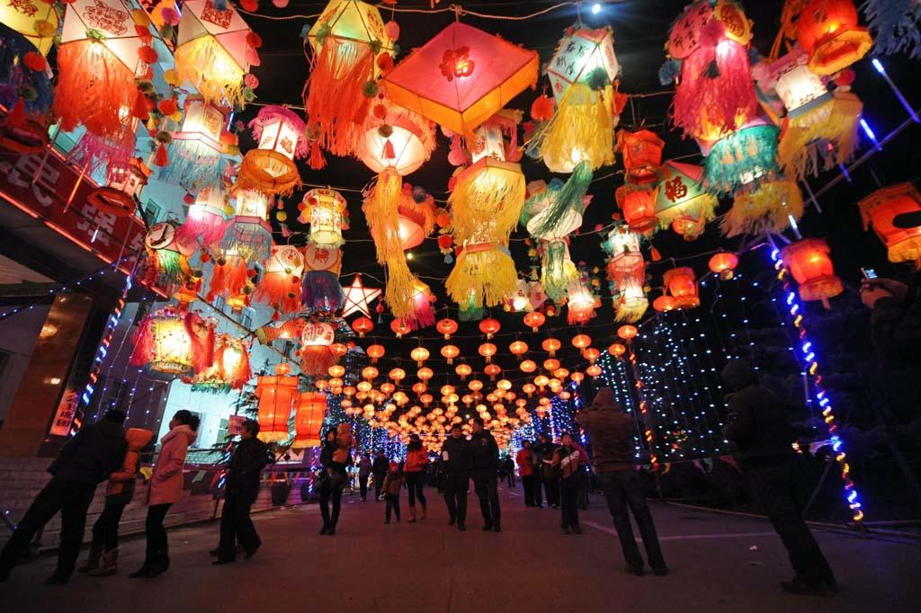 what is lantern festival