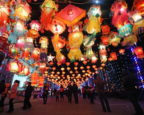 What is Lantern Festival?