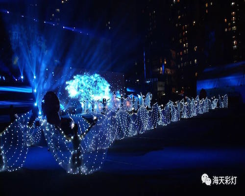 The First Zigong International Lighting Festival