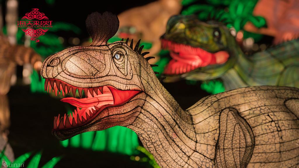 West Midland Safari Park Lantern Festival 2