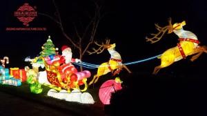 Magical Lantern Festival In Birmingham