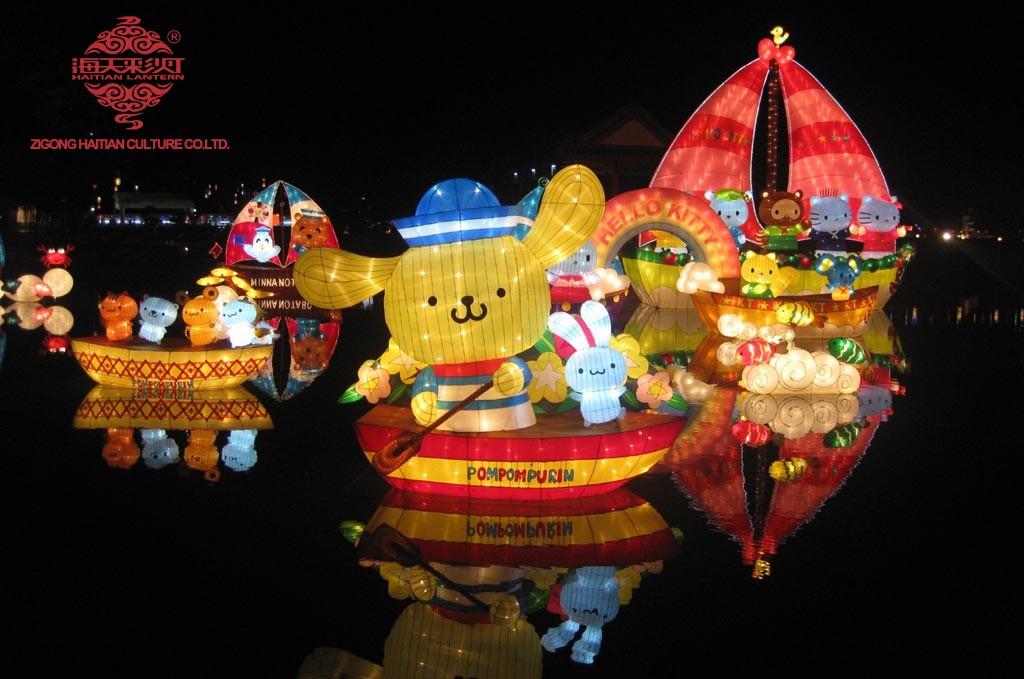 Hello Kitty Tema Lantern Festival