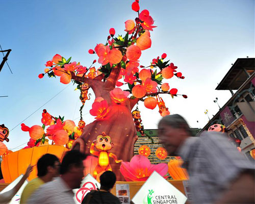 Features and Advantages of Lantern Festival