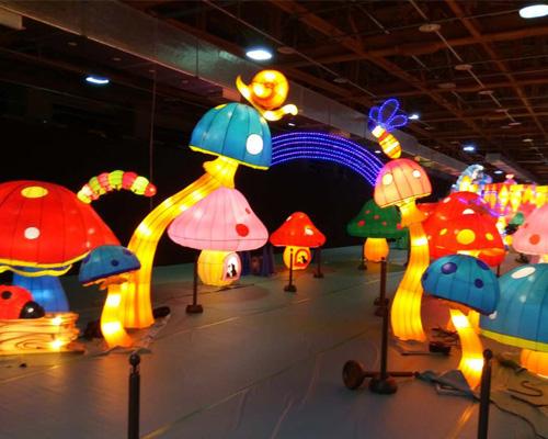 Indoor Lantern Festival