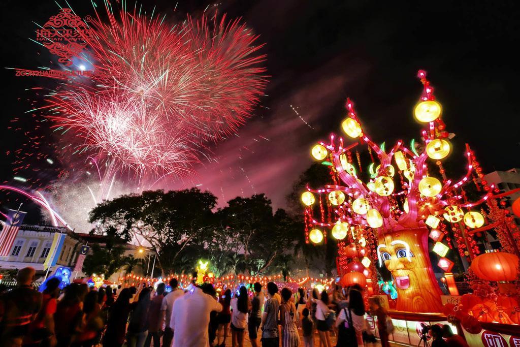 Lantern Festival In Penang