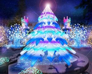 Tokyo winter light festival-Set sail