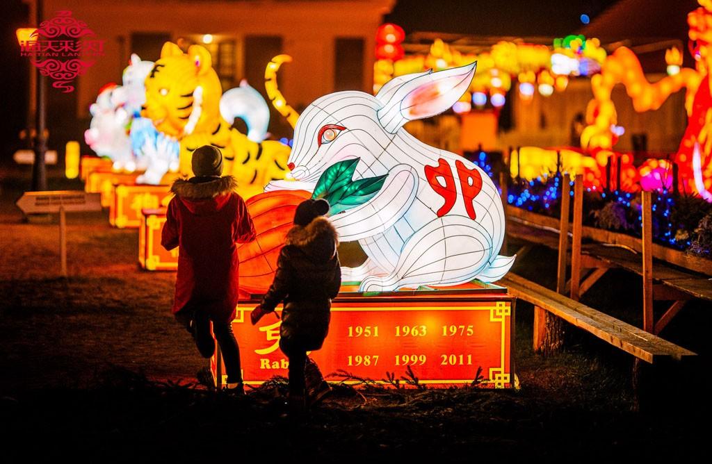 tallinn dreamland light festival