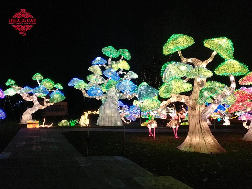 Tree Lantern